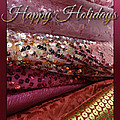 Happy Holidays by Richard Laeton