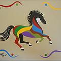 Happy Horse by Catherine Velardo