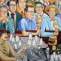 Happy Hour by Ed Weidman