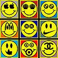 Happy Logos by Tony Rubino