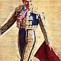 Happy Matadora by Clarence Alford
