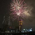 Happy New Year 2014c by Paul DeRocker