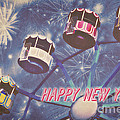 Happy New Year by Angela Doelling AD DESIGN Photo and PhotoArt
