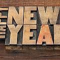 Happy New Year by Marek Uliasz