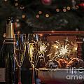 Happy New Year by Patricia Hofmeester