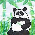Happy Panda O.o. by Ausra Huntington nee Paulauskaite