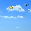 Happy Parasailing by R B Harper