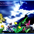 Happy Seeds Inspiration by Bobbee Rickard