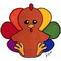 Happy Turkey Day by Samantha Geernaert