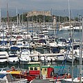 Harbor Antibes  Cote D'azur by Christiane Schulze Art And Photography