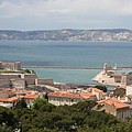 Harbor Entrance Marseille by Christiane Schulze Art And Photography