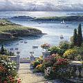 Harbor Garden by Ghambaro