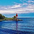 Harbor Light by Daniel Thompson