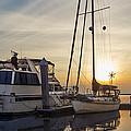 Harbor Light by Debra and Dave Vanderlaan
