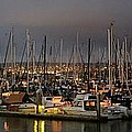 Harbor Lights by Barbara Snyder