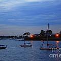 Harbor Lights by Dora Sofia Caputo Photographic Design and Fine Art