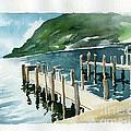 Harbor by Malena Somoza