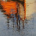 Harbor Reflecting by Anna Lowther