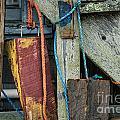 Harbor Shanty by John Greim