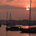 Harbor Sunset by Jeff Folger