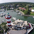 Harbor Town 1 In Hilton Head by Duane McCullough
