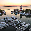Harbor Town 5 In Hilton Head by Duane McCullough