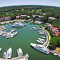 Harbor Town 6 In Hilton Head by Duane McCullough