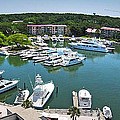Harbor Town 7 In Hilton Head by Duane McCullough