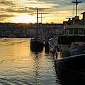 Harbour Sunset by Doug Wilton