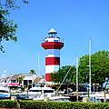Harbour Town Lighthouse by Debra Martz