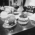 Hard Hats In The Nixon White House by Everett
