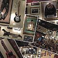 Hard Rock Cafe Hollywood Florida by Nancy L Marshall