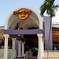 Hard Rock Cafe Miami by Bradford Martin