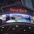 Hard Rock Marquee Nyc by Teresa Mucha