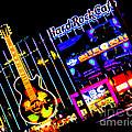 Hard Rock Vegas by Rebekah Wilson