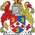 Hardiman Coat Of Arms Irish by Heraldry