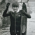 Hardy Jeannette Breaks The Ice At Rickmansworth Aquadrome by Retro Images Archive