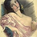 Harem Girl 1850 by Padre Art