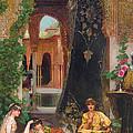 Harem Women by Jean Joseph Benjamin Constant