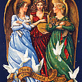 Hark The Herald Angels Sing by Lynn Bywaters