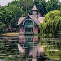 Harlem Meer I by Ray Warren