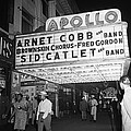 Harlem's Apollo Theater by Underwood Archives Gottlieb