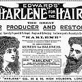 Harlene For The Hair, 1897 by Granger