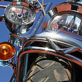 Harley Close Up by Shoal Hollingsworth