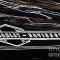 Harley Davidson 1 by Wendy Wilton