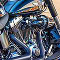 Harley Davidson 2 by Steve Harrington