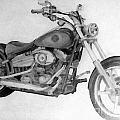 Harley Davidson Big Boy Toy by Scott B Bennett