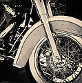 Harley Davidson Deluxe Canvas Print, Photographic Print, Art Print, Framed Print, Iphone Case, by David Millenheft
