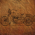 Harley Davidson Patent  by Chris Smith