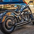 Harley Davidson by Steve Harrington